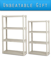 cheap shelves