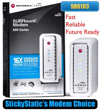 compatible comcast modem
