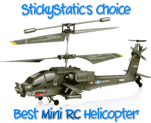 best mini rc helicopter review