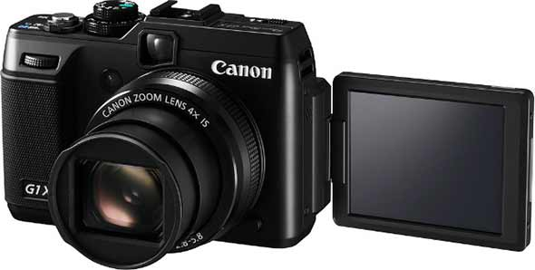 The Canon G1 X Review