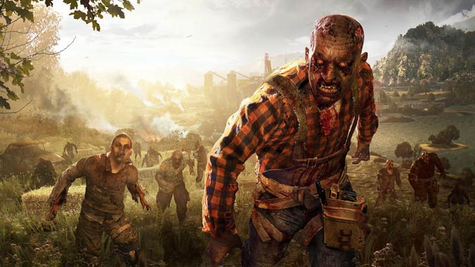 dying light best zombie game
