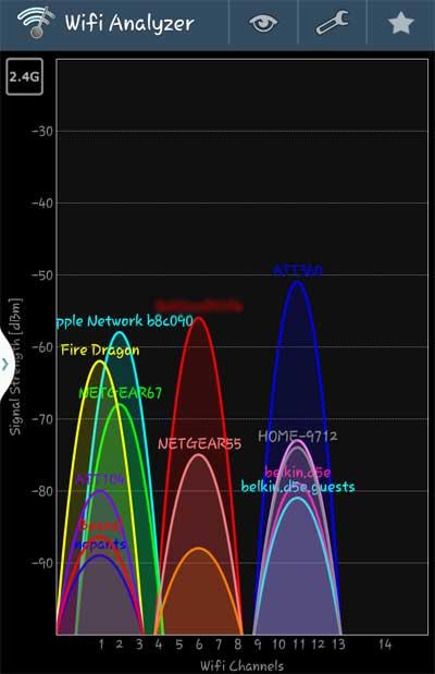 Wi-fi Analyzer - фото 9