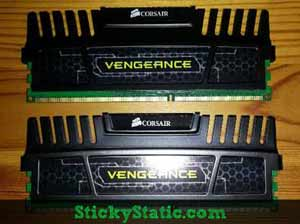 8gb gaming ram with heat sinks