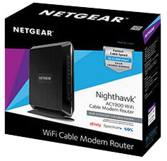 Netgear C7000 Review vs Arris SBG7580AC Flawed Modem Router
