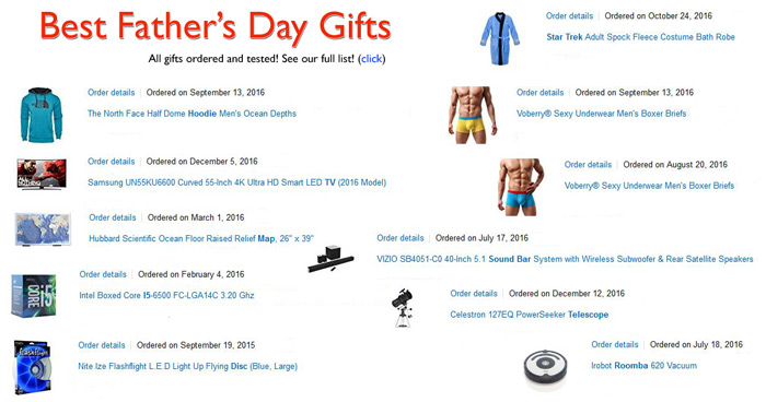 best geeky dad gifts