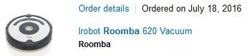 cheap roomba