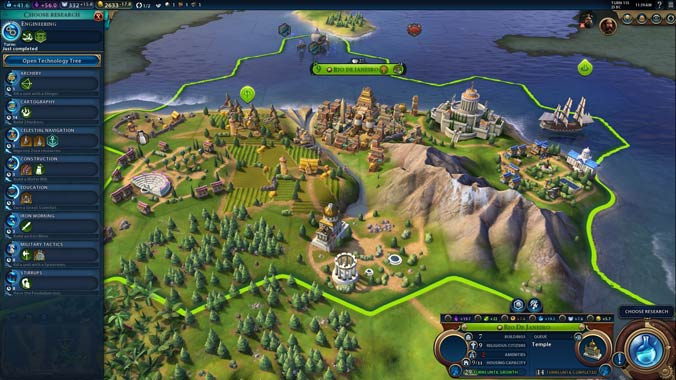 best tbs civilization 6