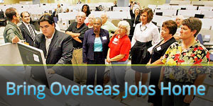 overseas call center jobs
