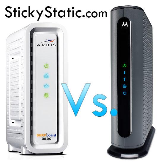 SB8200 vs MB8600 vs CM1000 (Compared) – Modem Showdown 2020