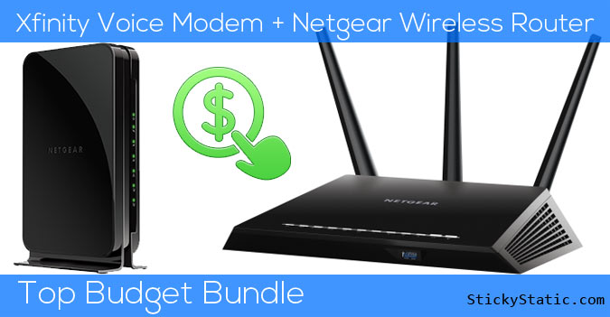 Comcast Compatible Modem Router >> Best Comcast Xfinity Voice Modem Approved For Triple Play